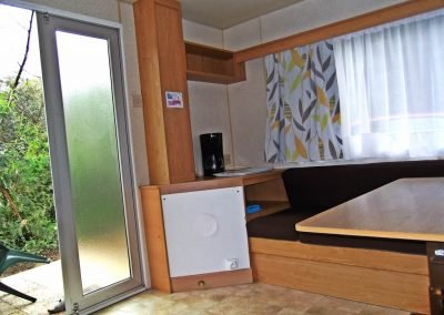 MH Type 3 Cosy Ancienne génération Willerby baie