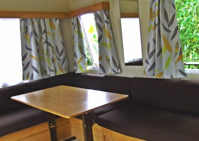 MH Type 3 Cosy Ancienne génération Willerby salon