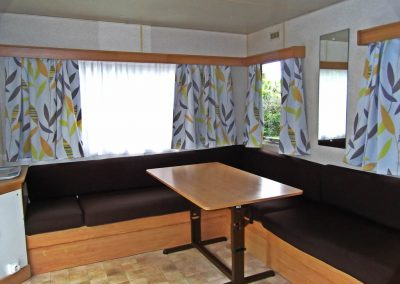 MH Type 3 Cosy Ancienne génération Willerby salon panoramique